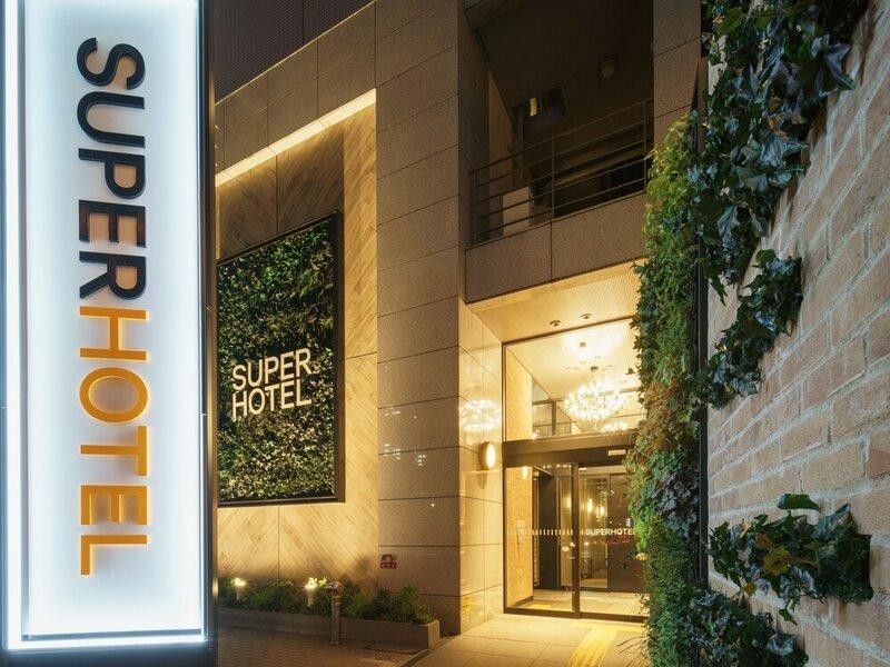 Super Hotel Yokohama Kannai