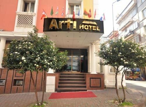 otel — Artı Hotel — Fatih, foto №%ccount%