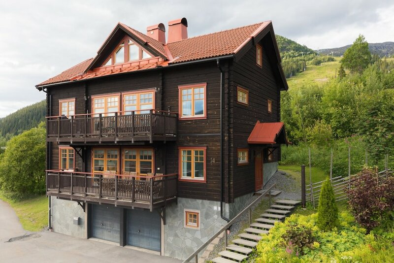 Åre Travel – Tottbacken Peak Performance Mountain House