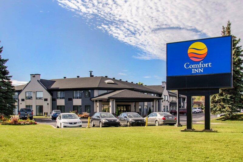 Comfort Inn Aéroport