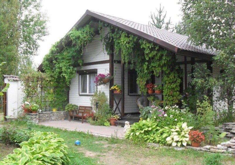 Отдельные домики для отдыха
