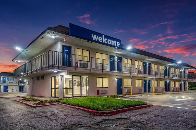 Motel 6 College Station, Tx - Bryan