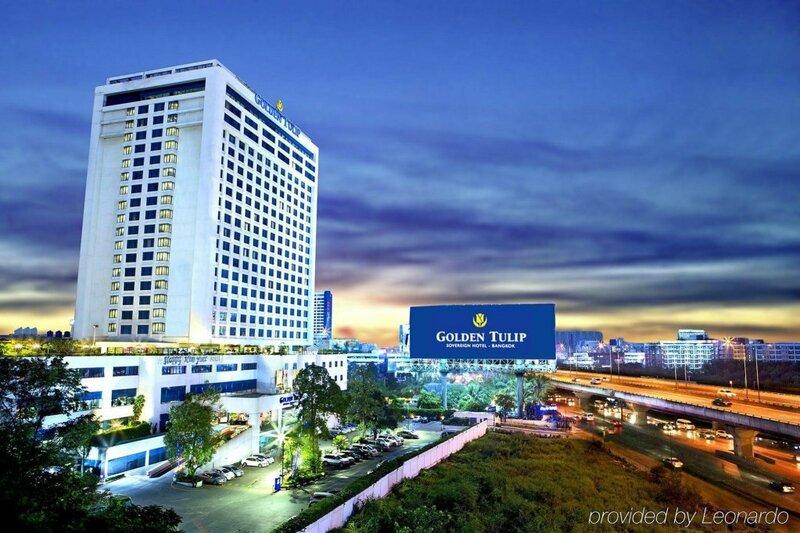Golden Tulip Sovereign Hotel