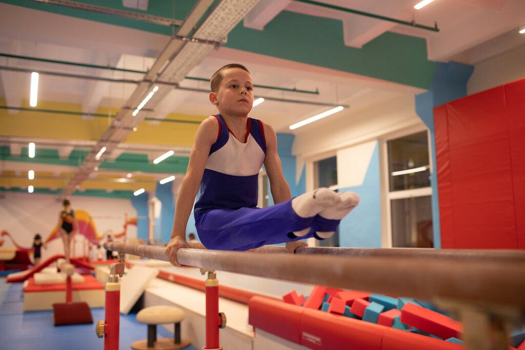 спортивные клубы москвы спортивная гимнастика