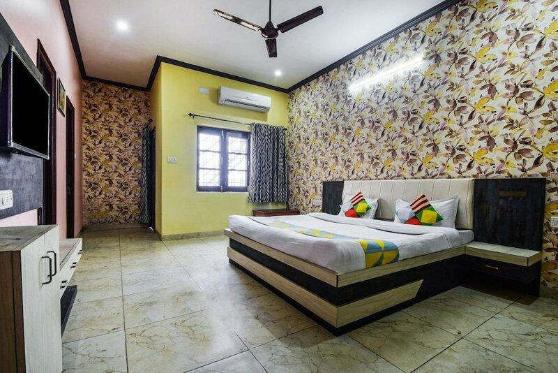 Oyo 10092 Home Elegant 3bhk Villa Hiran Magri