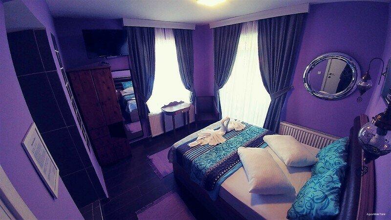 Agva Motel Tahir