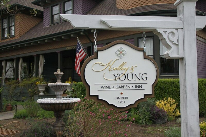 Kelley & Young Wine Garden Inn