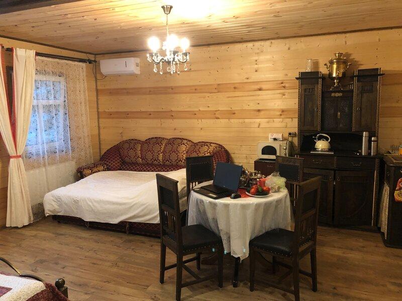 Мини-отель Усадьба ямщика