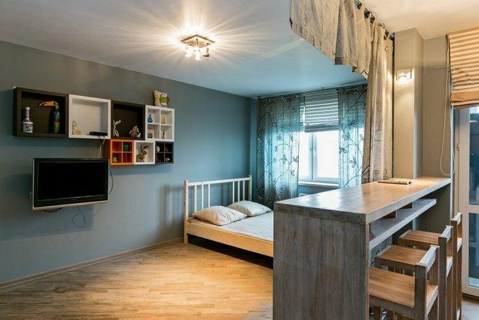Taganka Great View Luxury Studio Apartments
