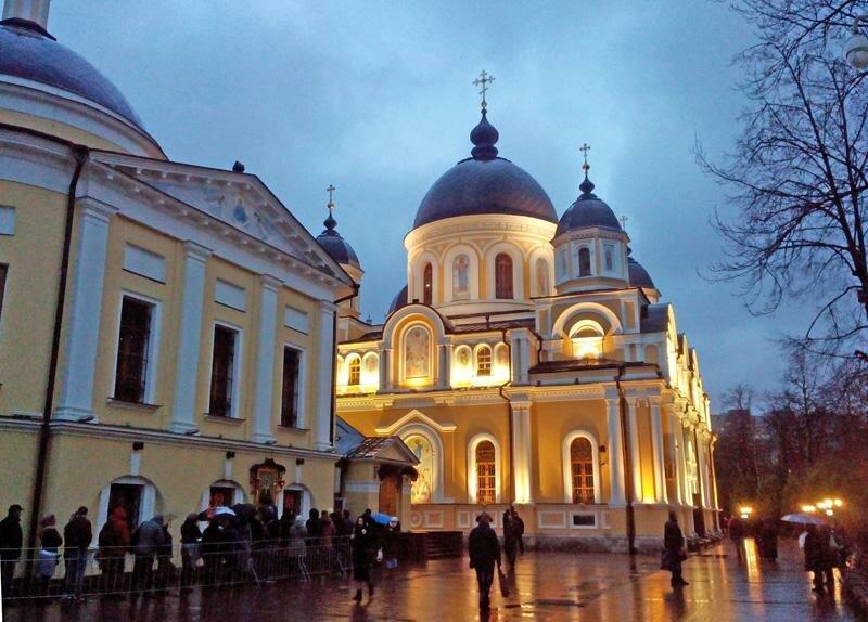 Покровский монастырь и Матрона Московская