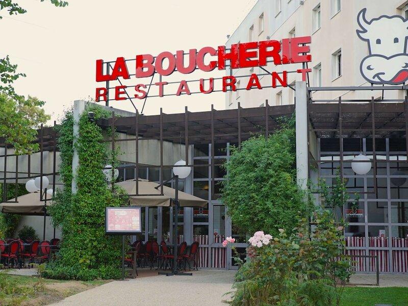 Ibis Paris Villepinte Parc des Expos