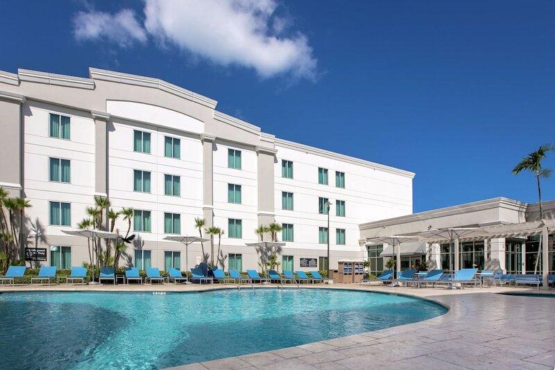 Hampton Inn & Suites San Juan, Puerto Rico