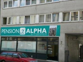Pension Alpha