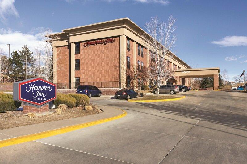 Hampton Inn Denver Nwwestminst