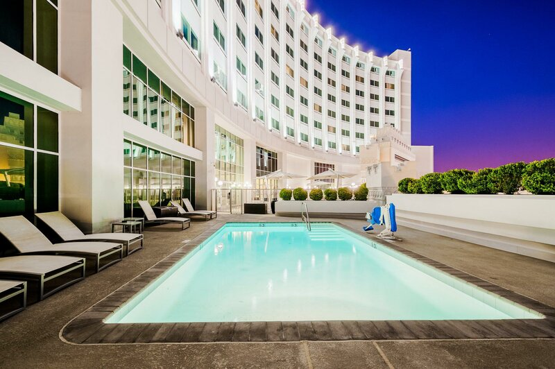 Crowne Plaza Hotel Los Angeles Commerce Casino