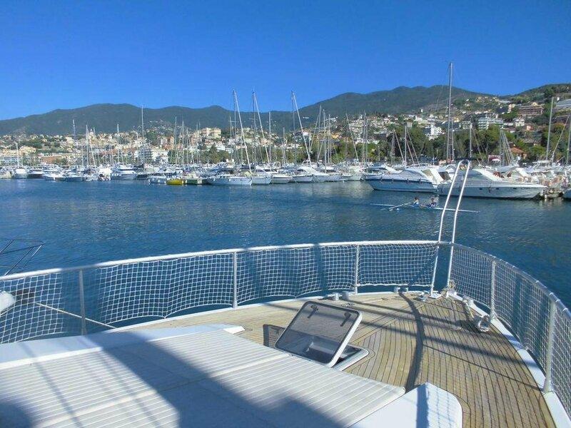 Sanremo First Boat&Breakfast & Charter