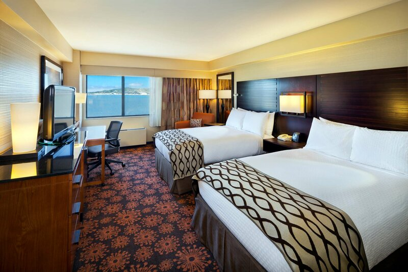 Doubletree Hotel San Francisco Airport