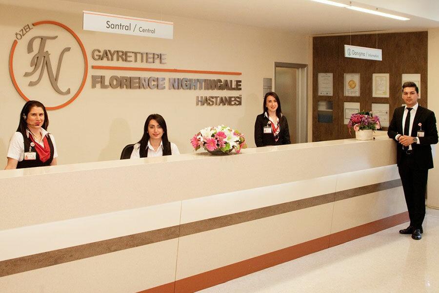 hospital — Gayrettepe Florence Nightingale Hospital — Besiktas, photo 1