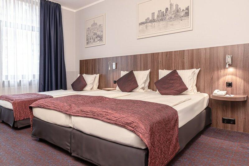 All-inn Hotel Frankfurt