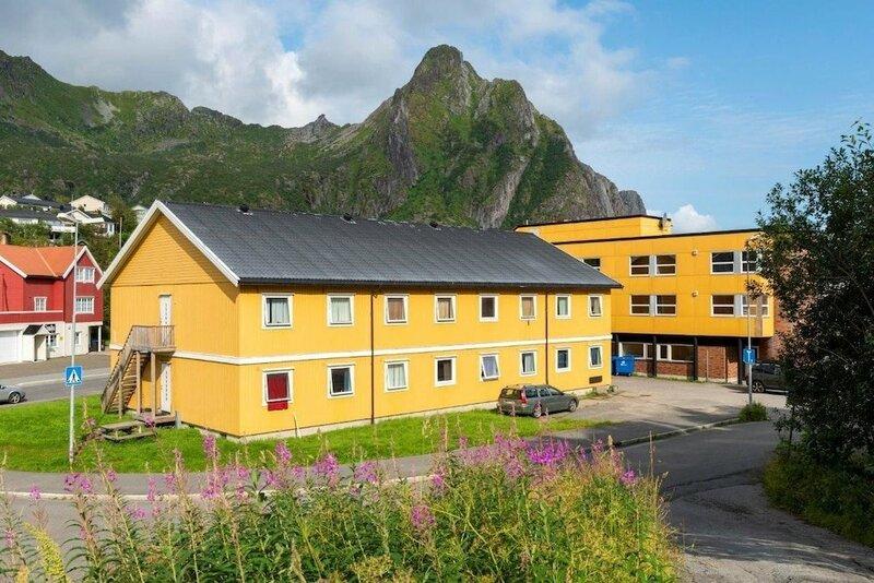 Marina Hotell Lofoten