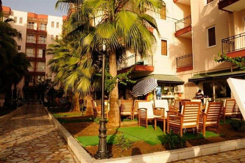 Отель Mersin - Antalya Yolu