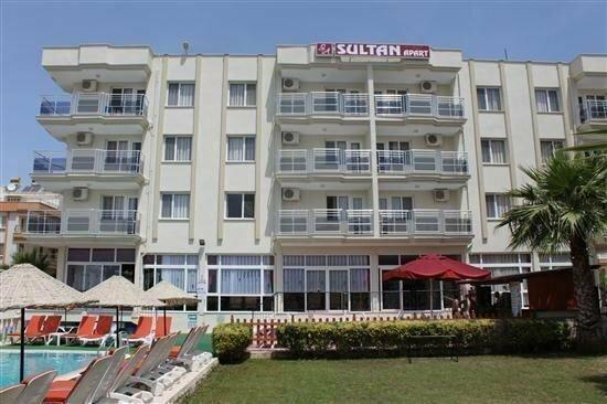 Sultan Apartments Altinkum