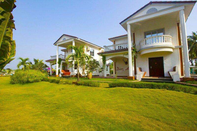 Отель Span Suites & Villas