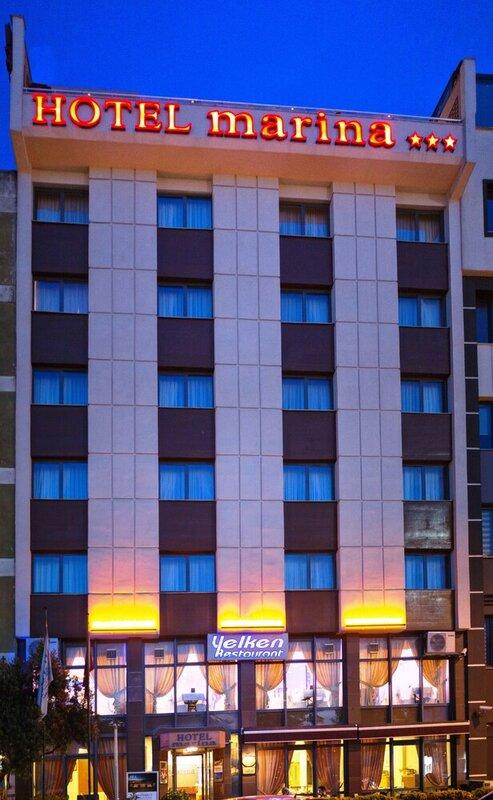 Hotel Villa Marina Bandirma