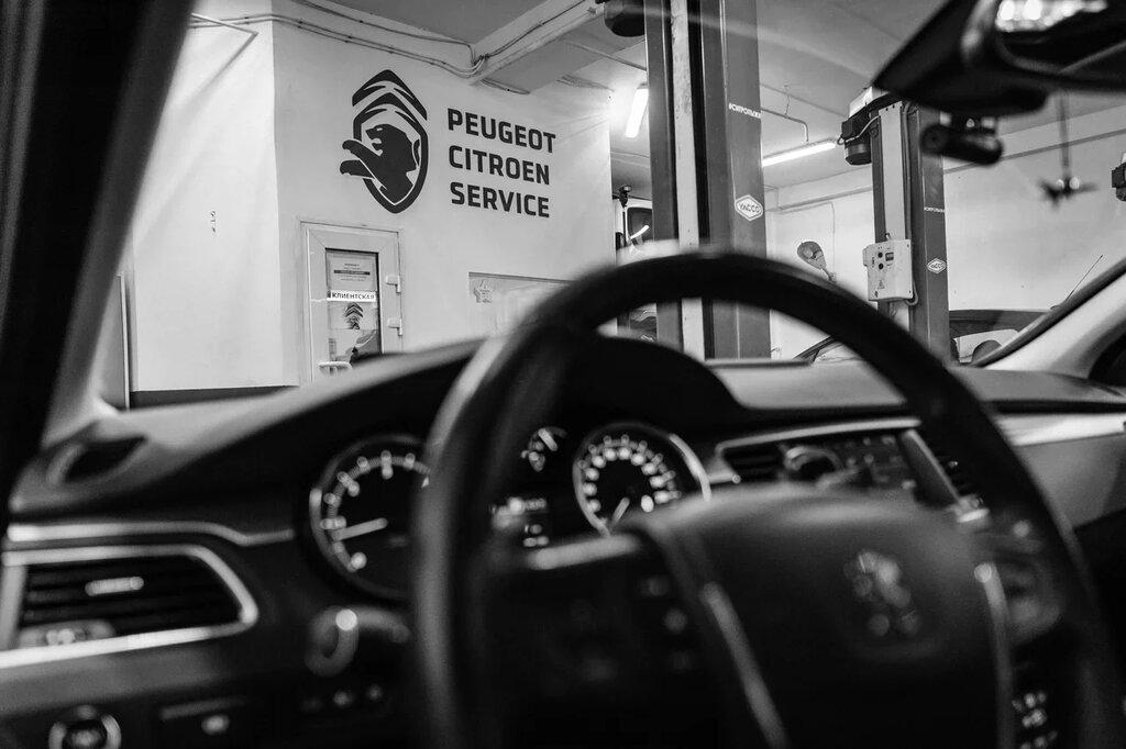 автосервис, автотехцентр — Пежо Ситроен — Москва, фото №1