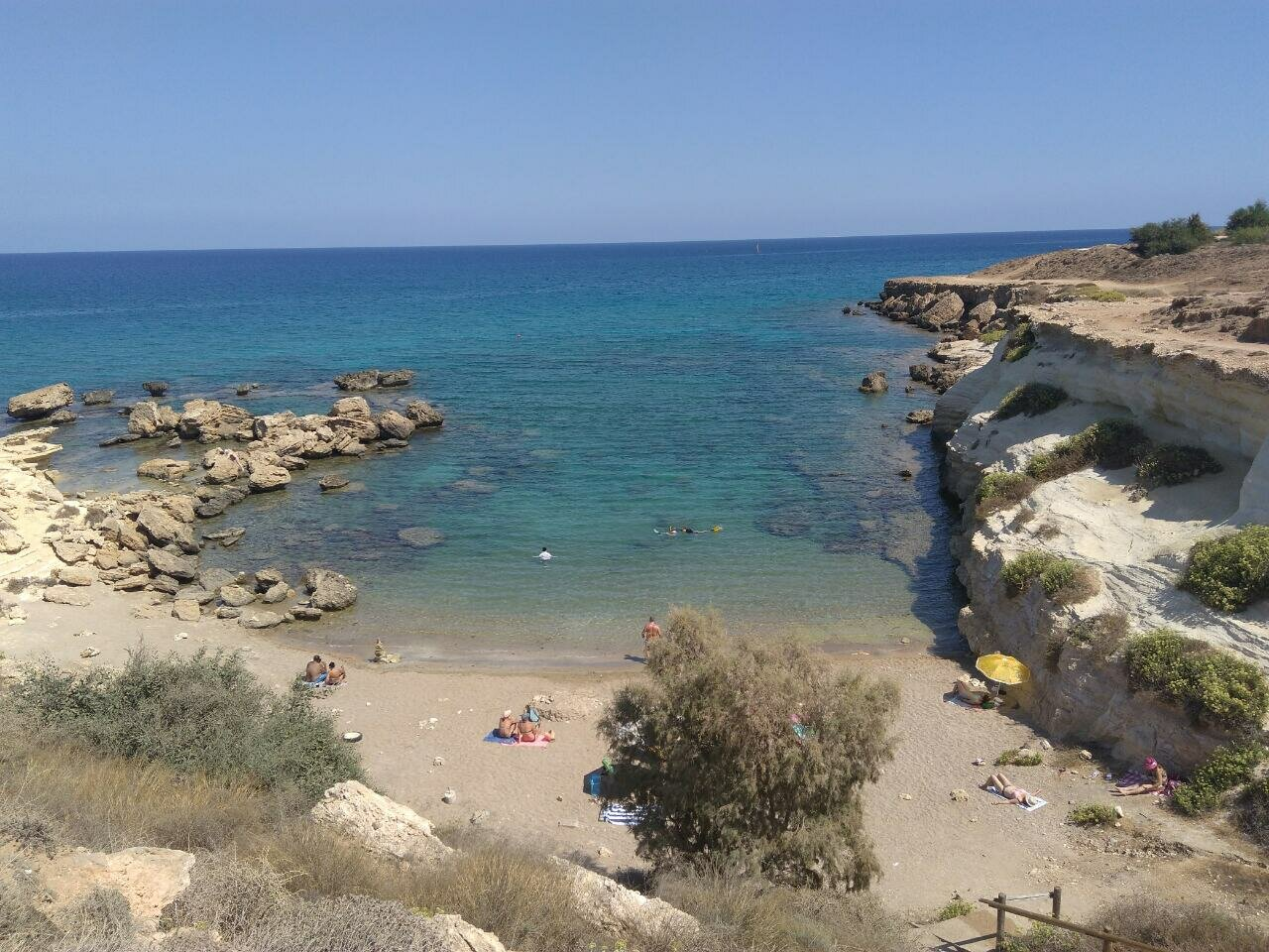 Алион бич кипр фото пляж