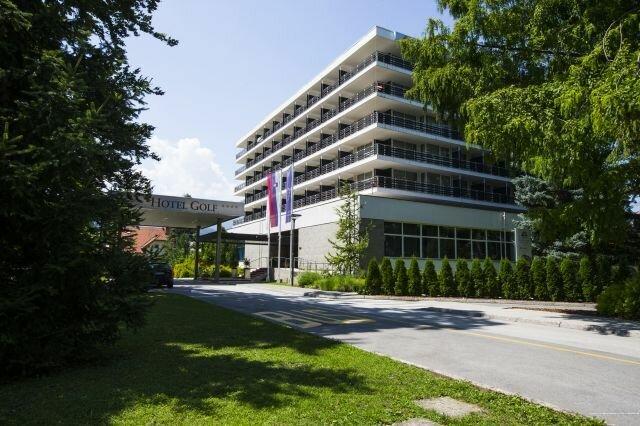 Tourist Village Bungalows Hotel Moravske Toplice