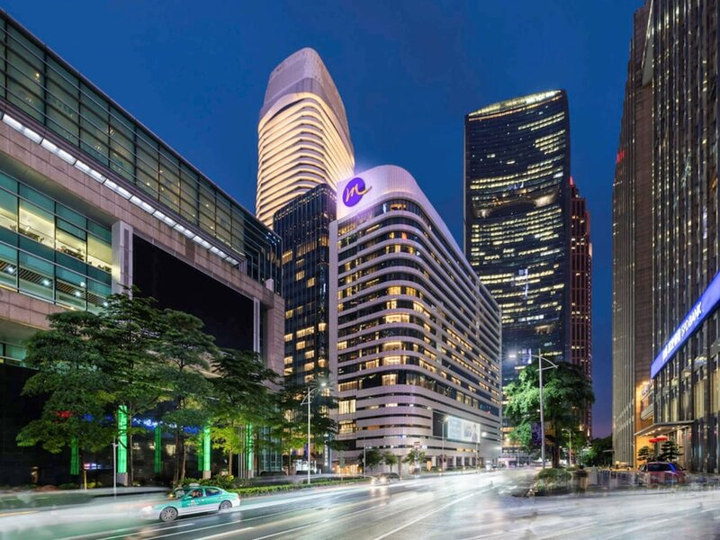 Grand Mercure Guangzhou Zhujiang New Town