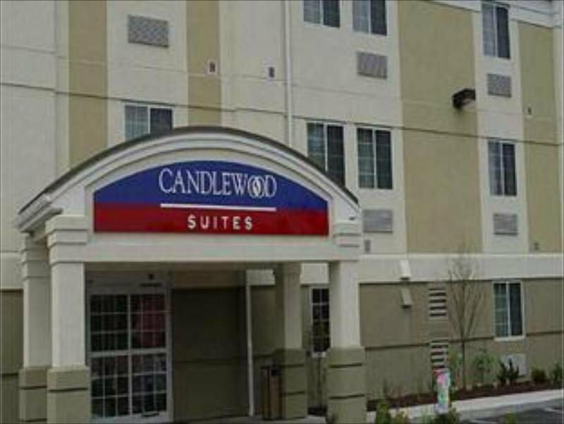 Candlewood Suites Harrisonburg