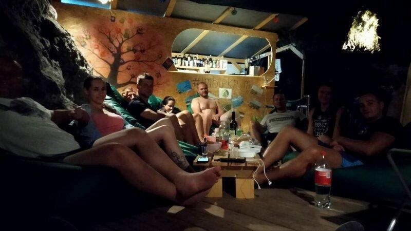 Палаточный лагерь Имбирь