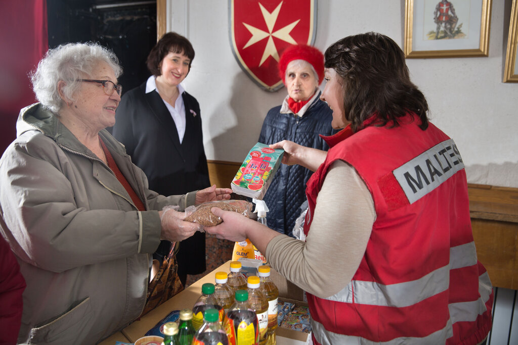 благотворительный фонд — Мальтийская служба помощи — Москва, фото №1