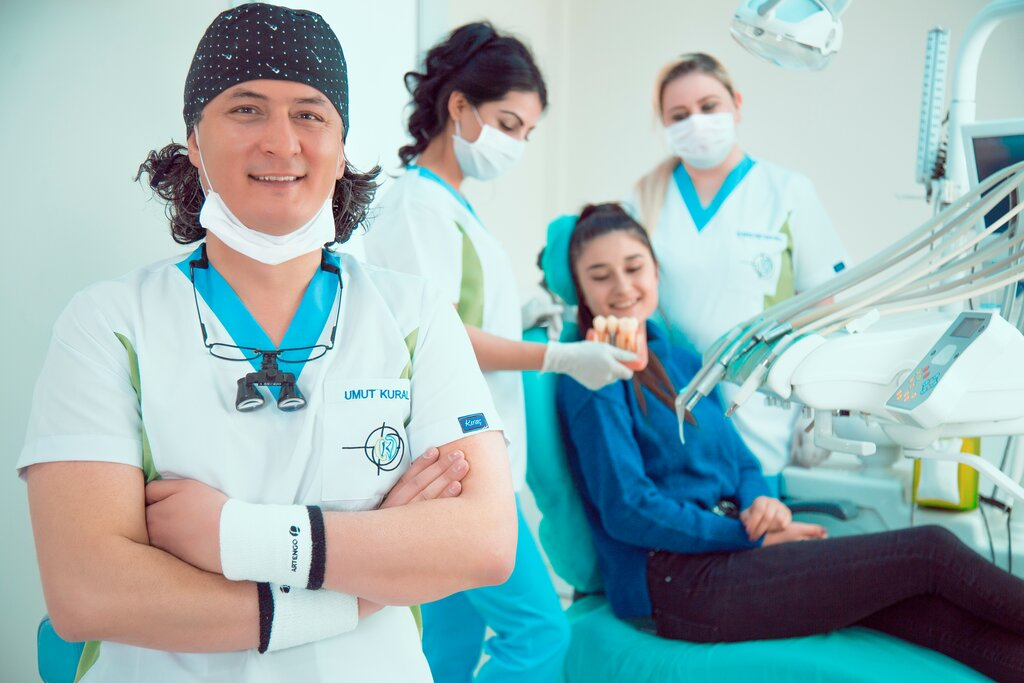 özel ağız ve diş sağlığı klinikleri ve muayenehaneleri — Diş Hekimi Dr. Umut Kural — Kayseri, photo 1
