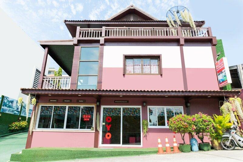 Отель Samui Platinum