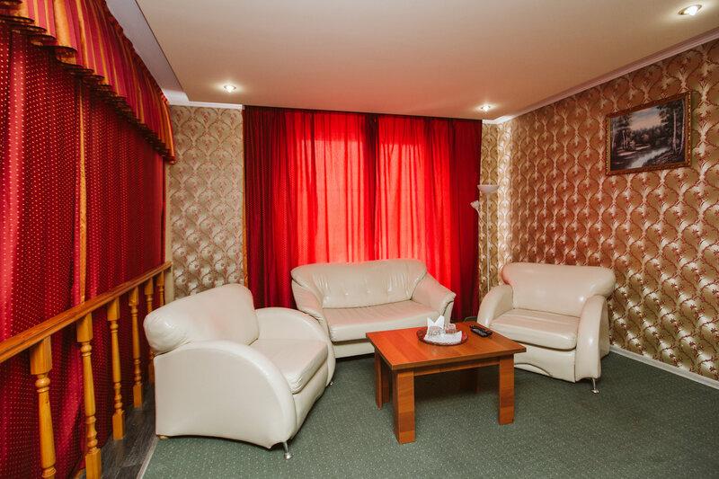 Отель EL-RIO
