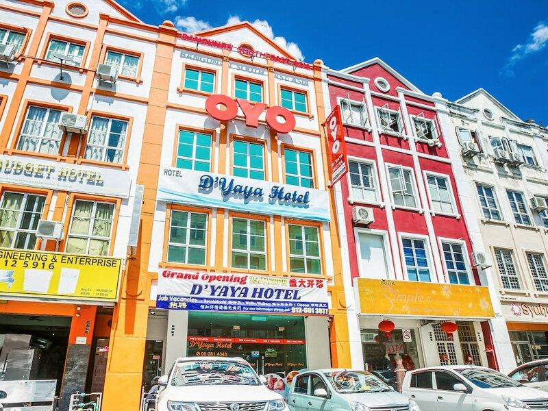 Oyo 89696 D'yaya Hotel