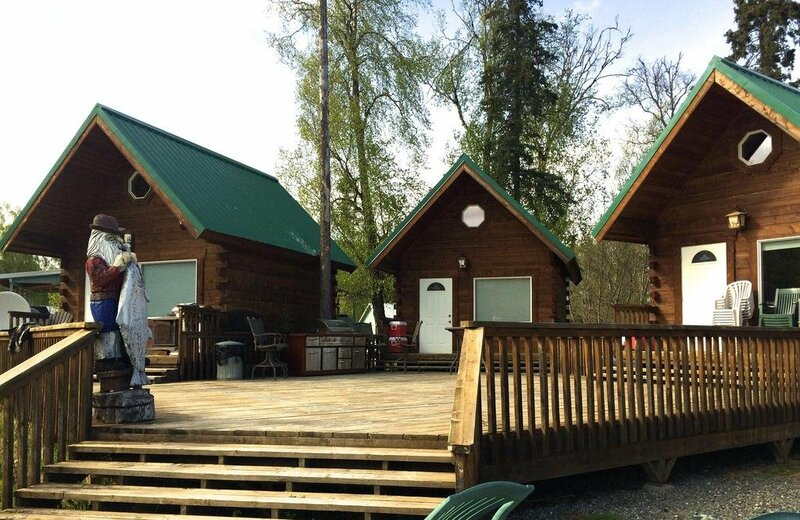 Harry Gaines Kenai River Fishing & Lodging