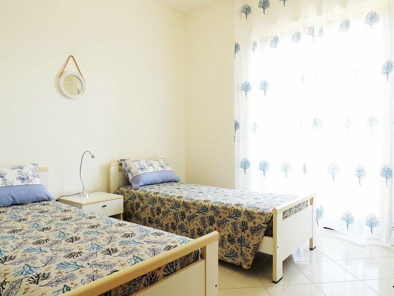 Casa Vacanze calipso a Otranto Salento, Vista Mare 6 Posti LETTO