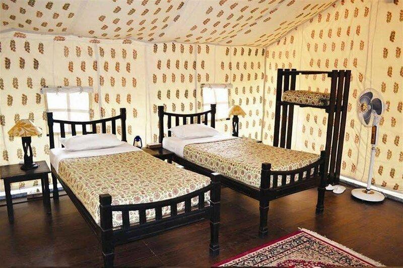 Jaisalmer Winds Desert Camp