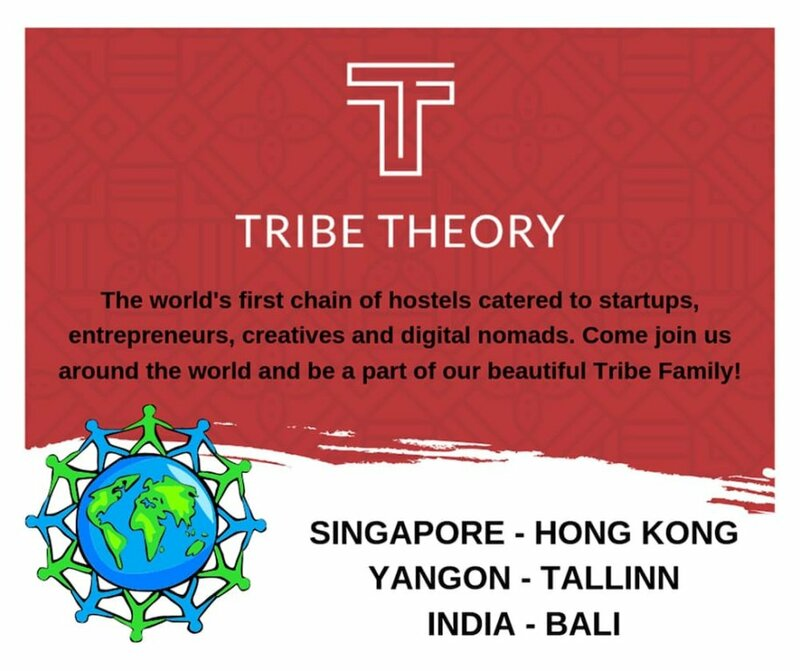 Хостел Tribe Theory - Startup Hostel For Entrepreneurs & Digital Nomads