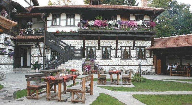 Makedonska Kruchma Hotel