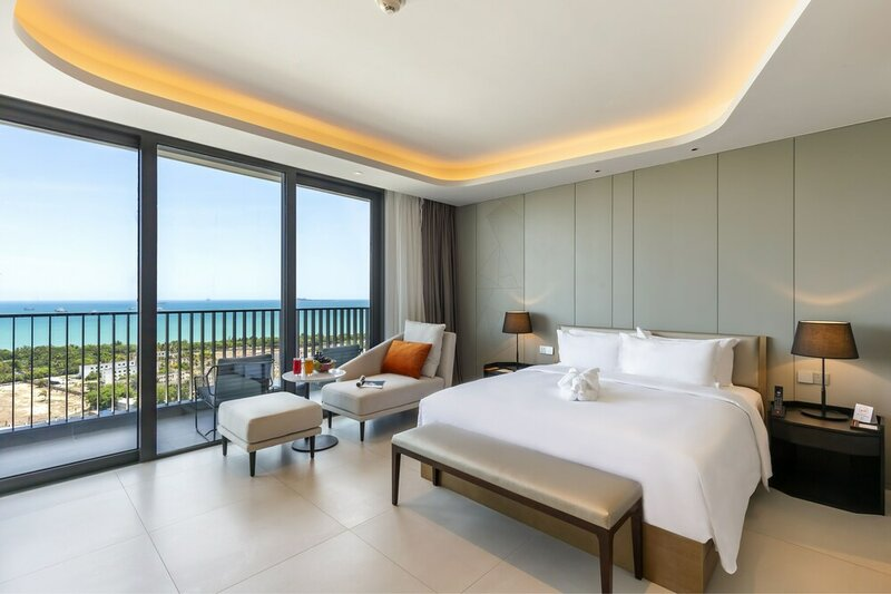 Oakwood Apartments Sanya