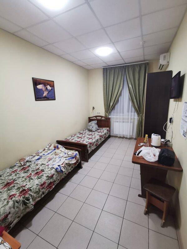 Мотель Шелковый путь