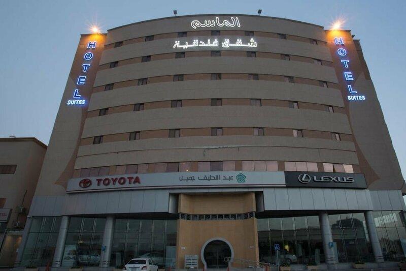 Al Masem Luxury Hotel Suites 3