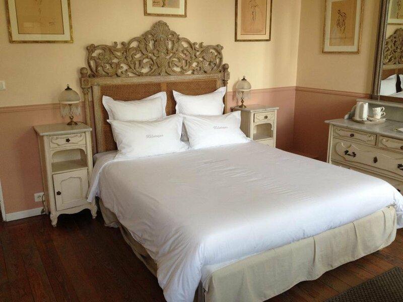 Chambres d'Hôtes Villa Heliotropes