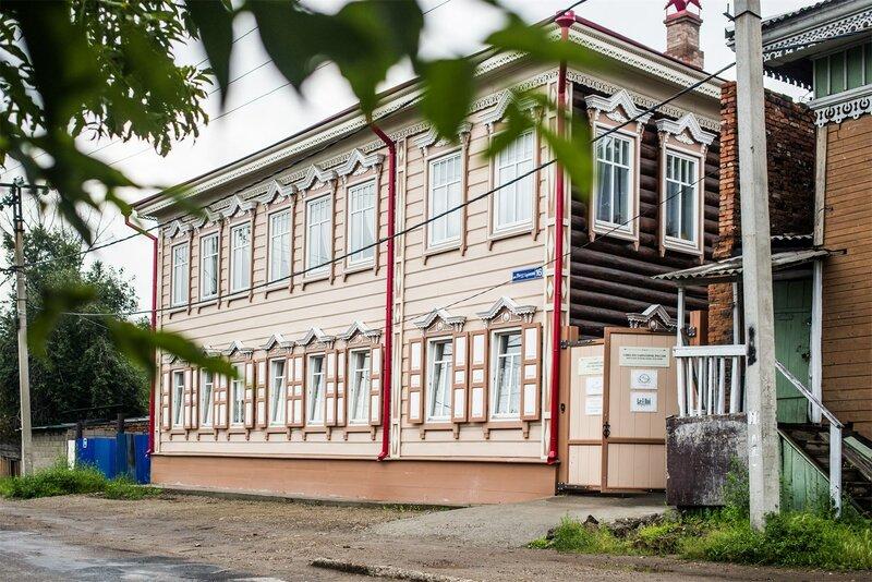 Доходный Дом Листратовой