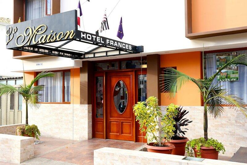 Отель Frances La Maison